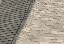Roofing in a variety of colors